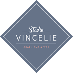 Studio Vincelie | Graphisme & Web